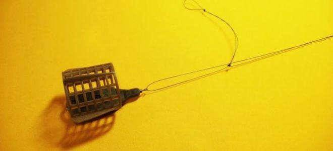 Как связать асимметричную петлю для фидера?