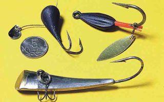 Ловля налима на стукалку и ее изготовление своими руками