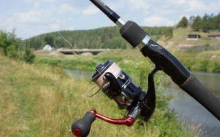 Спиннинг для начинающего рыболова