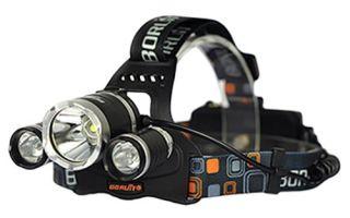 Лучшие фонарики для ночной рыбалки