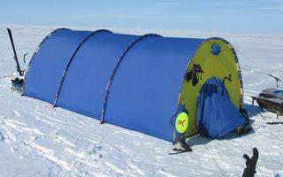 Самые лучшие рыбацкие зимние палатки для рыбалки