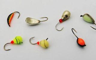 Лучшие уловистые мормышки на плотву для зимней рыбалки