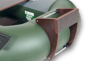 Как сделать транец навесной для лодки ПВХ?