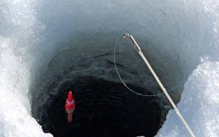 Оснастка и монтаж зимней поплавочной снасти для рыбалки