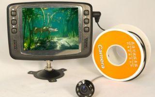 Все о камерах для подледной рыбалки зимой