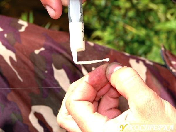 Как сделать манку для ловли на карася