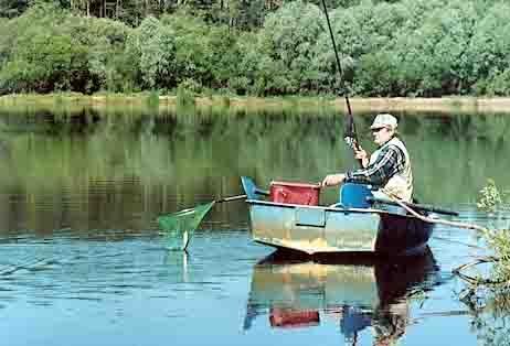 Какая рыба ловится в мае