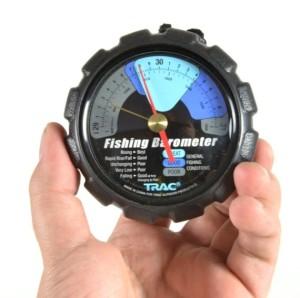 Какое давление лучше для рыбалки