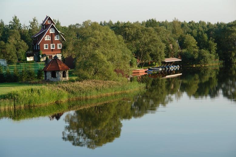 Рыбалка в Подмлсковье с домиками недорого