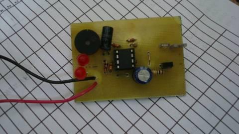 Сигнализатор поклевки электронный своими руками
