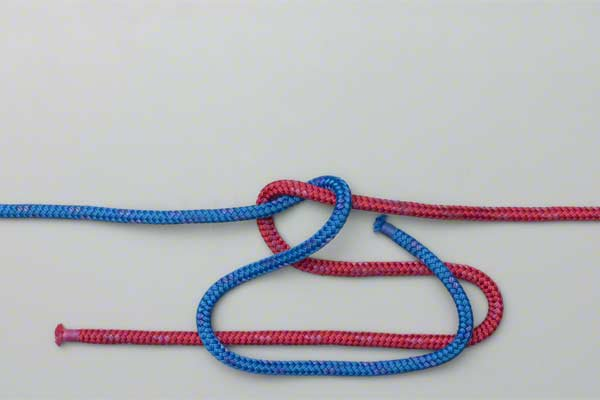 Как связать леску с плетенкой