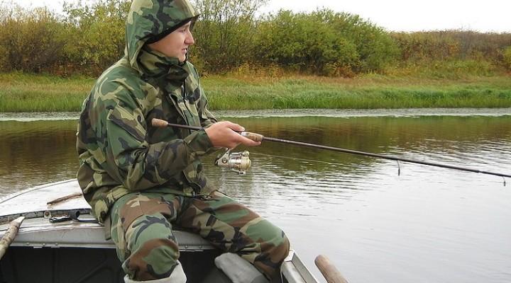 Летний костюм для рыбалки и охоты