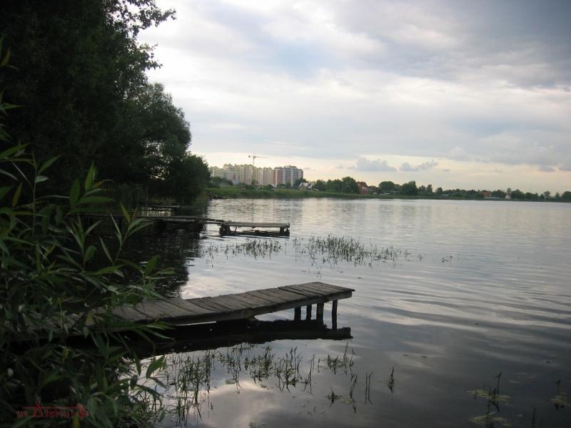 Озера для рыбалки