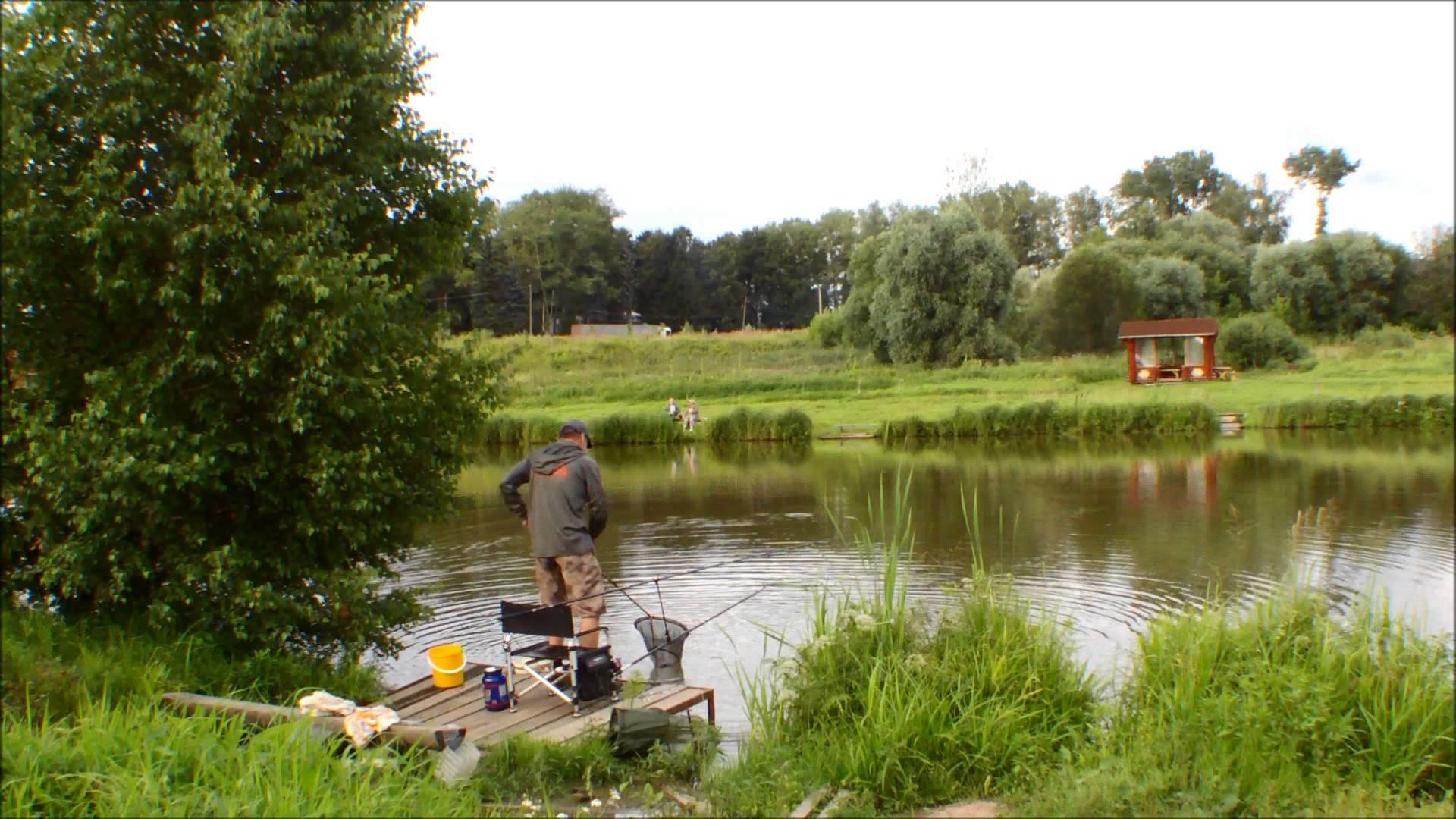 Рыбалка Светлые горы