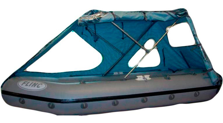 тенты для пвх лодки