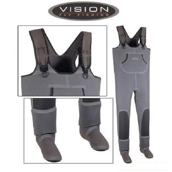 Vision вейдерсы