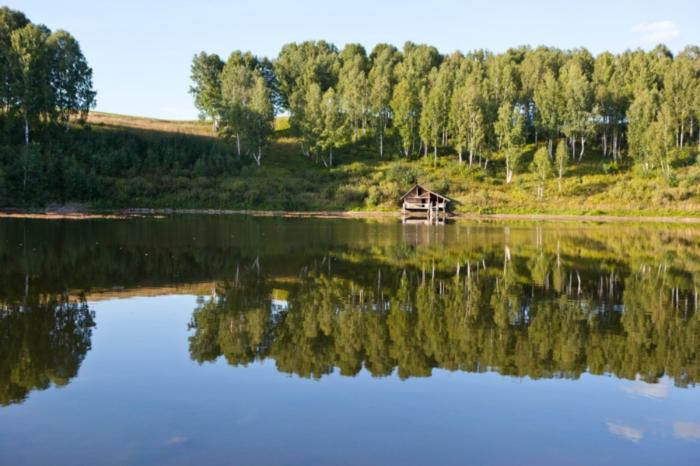 Литвиново. Рыбалка