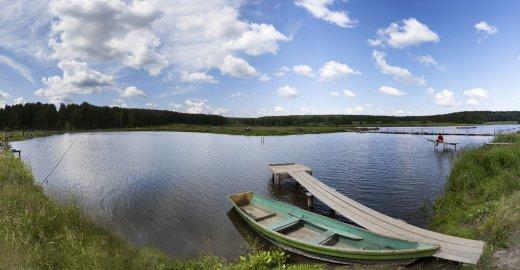 Платная рыбалка в Екатеринбурге