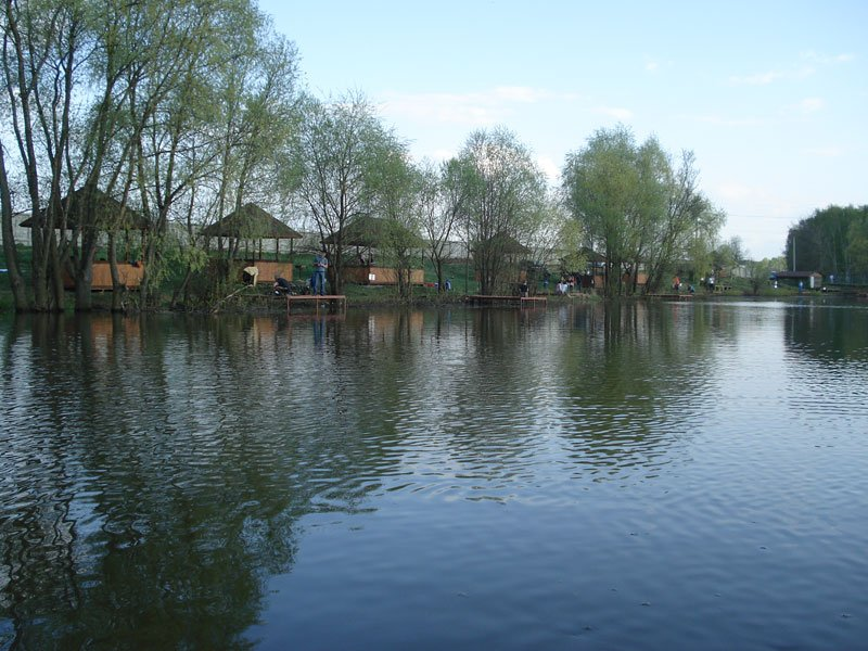 Платные пруды в Саратовской области