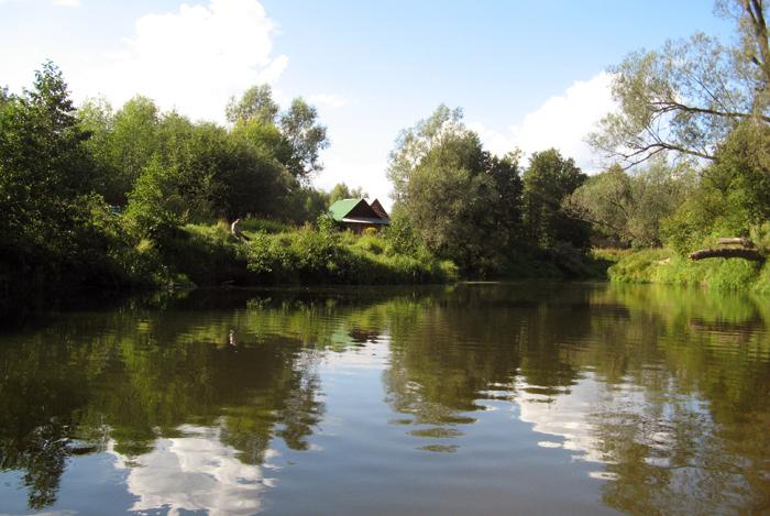Рыболовные места Нижегородской области