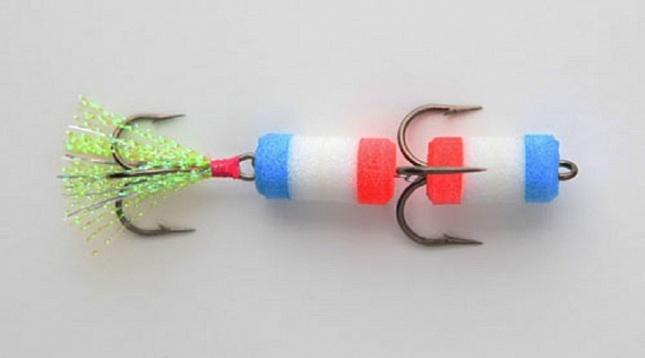 Паролоновые рыбки своими руками