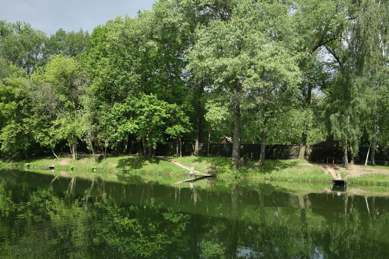 Рыбацкая деревня на ВВЦ
