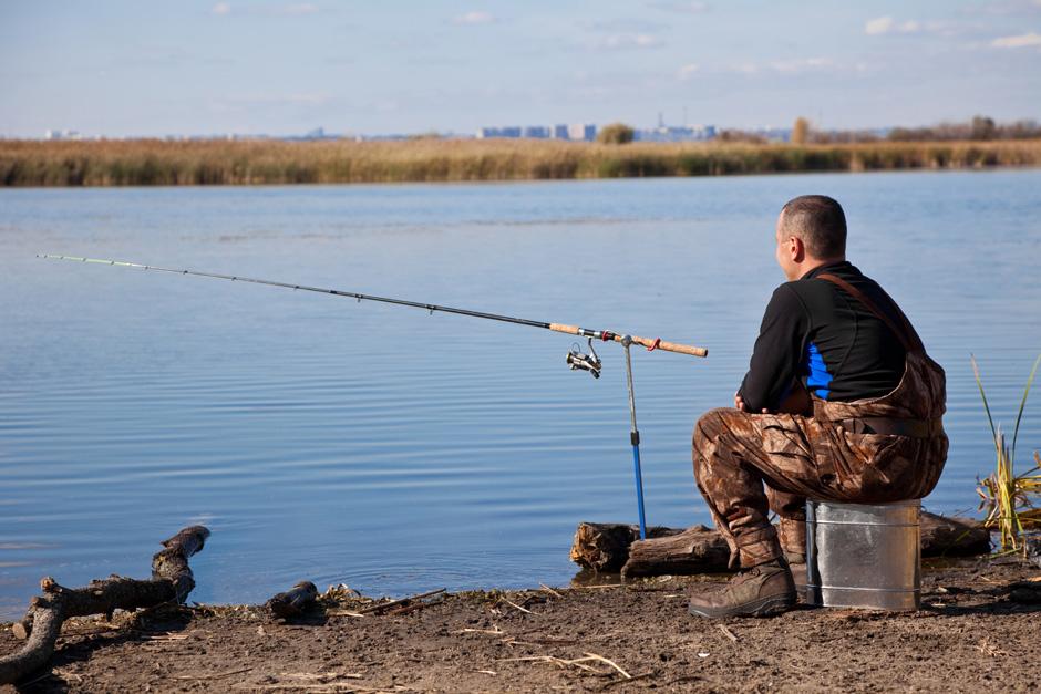 Рыбалка в Приднестровье