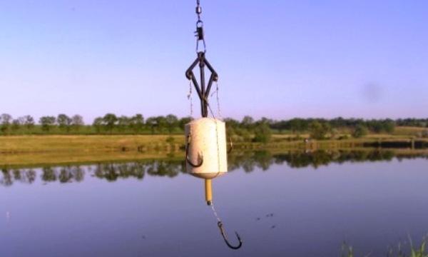 Снасти для ловли толстолобика