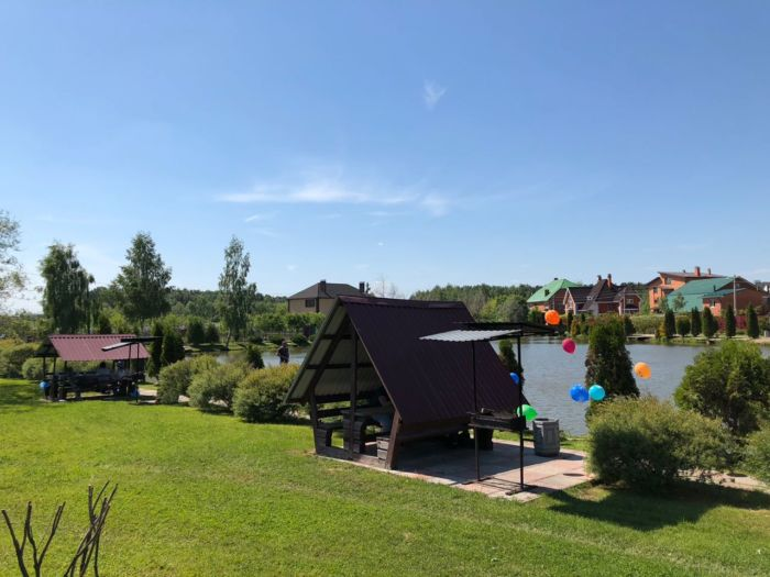 Рыболовная база У Иваныча