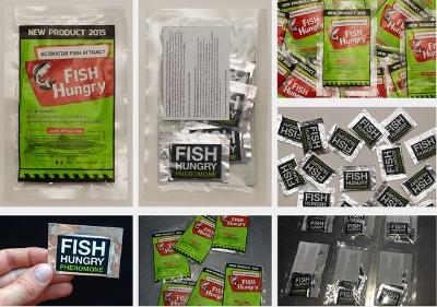 Применение феромонов в рыбалке