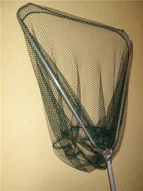 как сделать сачок для рыбалки, креветок