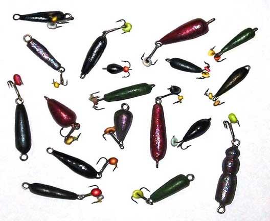 Самоделки для рыбалки Рыболовные снасти 81