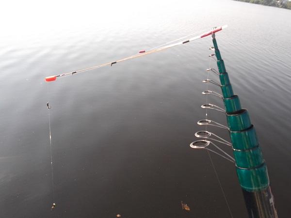 боковой кивок для летней удочки рыбалки