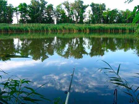 Водоемы Кировской области