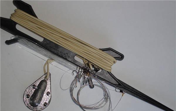 перемет для ловли рыбы как сделать своими руками, перемет на налима