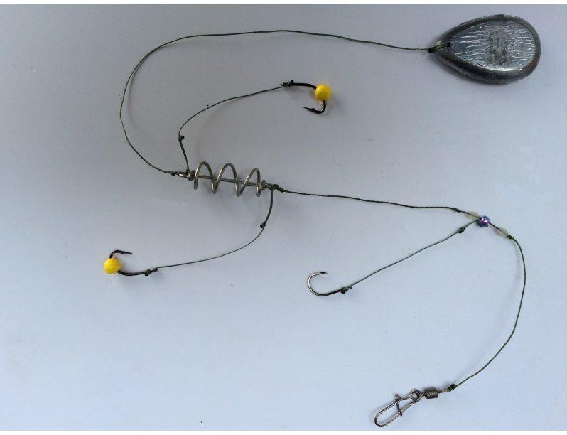 Рыболовная уловистая снасть своими руками 90