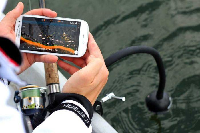 эхолоты с беспроводными датчиками для рыбалки цены