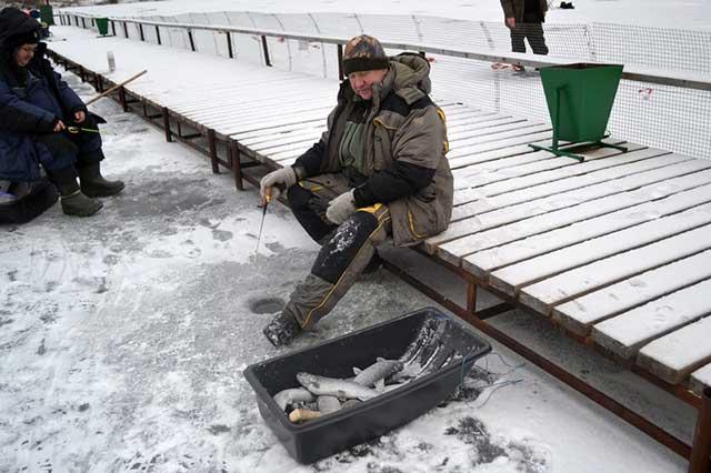 Рыбалка в Лыткино
