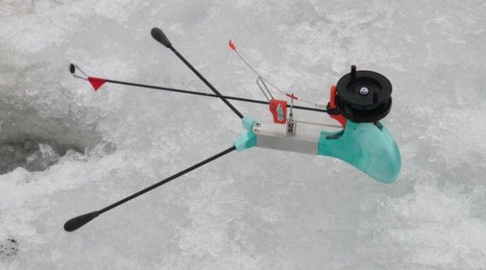 Активатор клева для зимней рыбалки