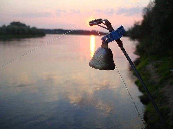 Kолокольчик для рыбалки