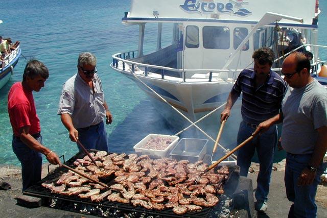 Рыбалка Крит