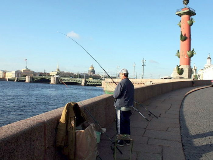 Рыбалка в конце октября