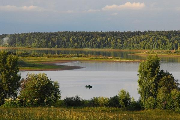 Платная рыбалка на Озернинском вдхр