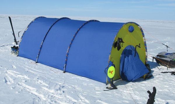 рыбацкие зимние палатки