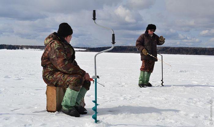рюкзак для зимней рыбалки