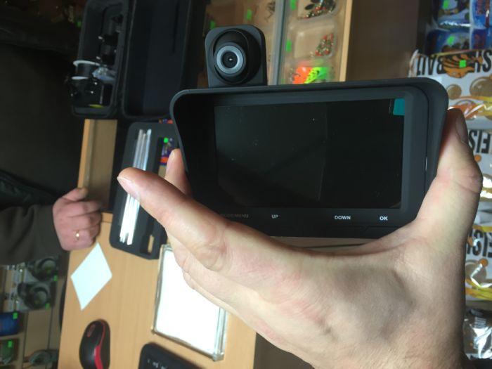 Как правильно использовать камеру для зимней рыбалки?
